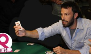 Ben Affleck, o mestre do Blackjack